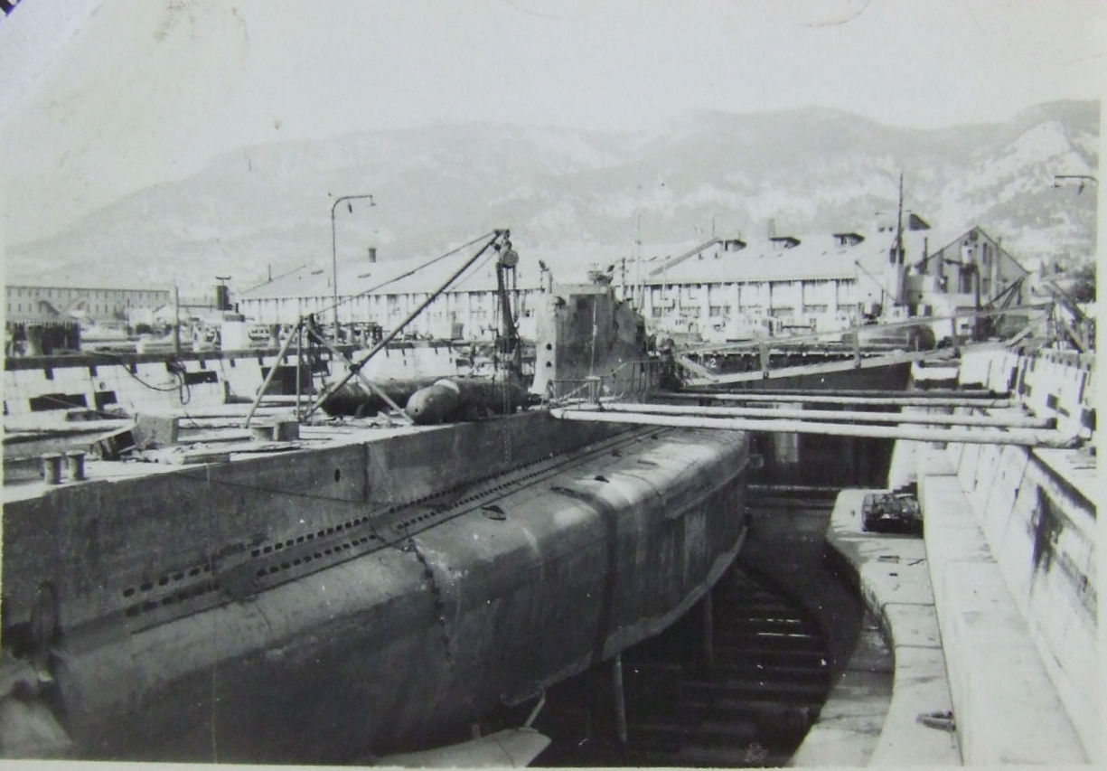 1943 4 DIAMANT  aux bassins Vauban Toulon.jpg