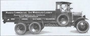 Morris Comercial Six Wheeled Lorry Type D.jpg