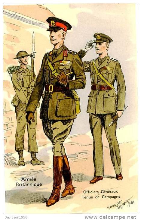 Uniforme des forces spéciales de l'armée