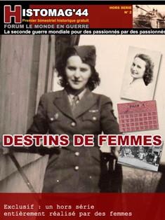 HORS SERIE N° 02 DESTINS DE FEMMES