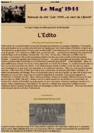 Histomag N°1 - Juin 2001